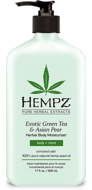Hempz Exotic Green Tea & Asian Pear Moisturizer