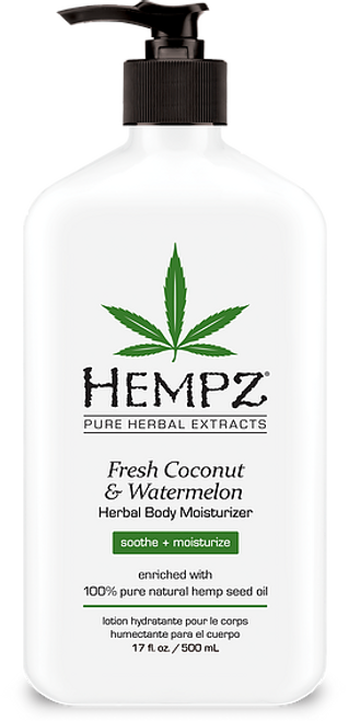 Hempz Fresh Coconut & Watermelon Moisturizer
