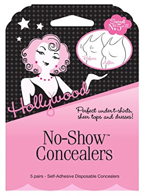 Hollywood Fashion Secrets No-Show Concealers