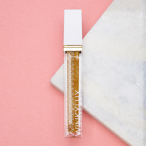 Winky Lux Glossy Boss Lip Gloss - Champagne Fight