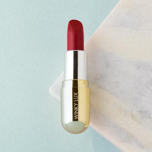 Winky Lux Lip Velour Matte Lipstick - Heart