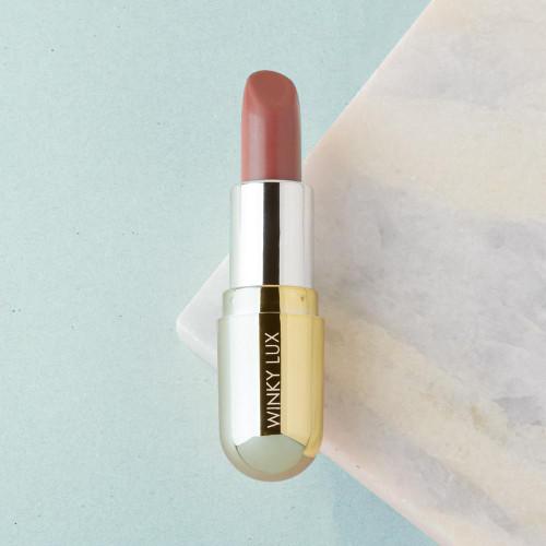 Winky Lux Lip Velour Matte Lipstick - Corallo