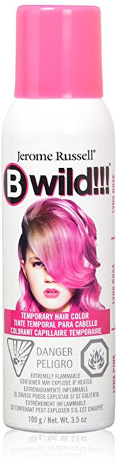 Jerome Russell Lynx Pink Spray-in Hair Color