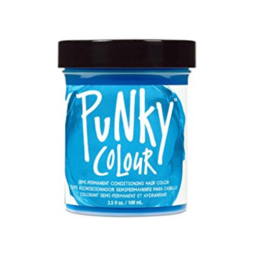 Punky Colour Lagoon Blue 1434 Creme Hair Color