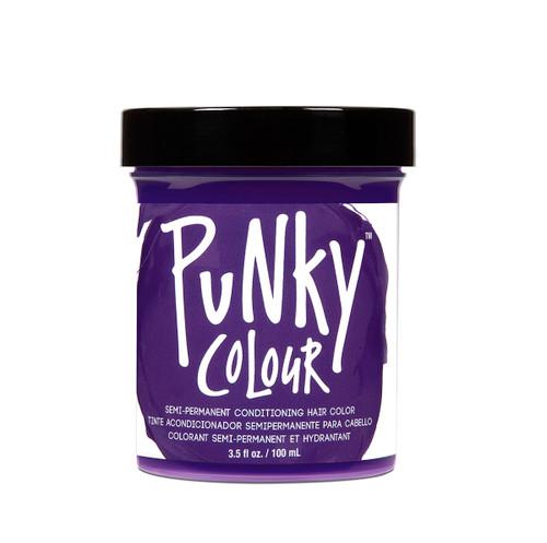 Punky Colour Plum 1418 Creme Hair Color