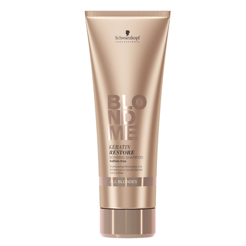 Schwarzkopf Blondme Keratin Restore Shampoo