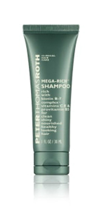 Peter Thomas Roth Mega Rich Shampoo 1 oz
