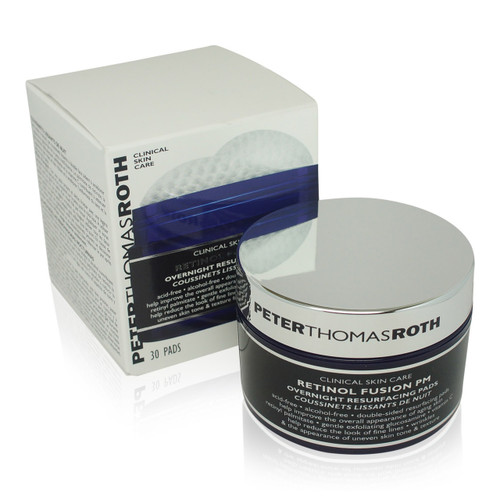 Peter Thomas Roth Retinol Fusion PM Overnight Resurfacing Pads