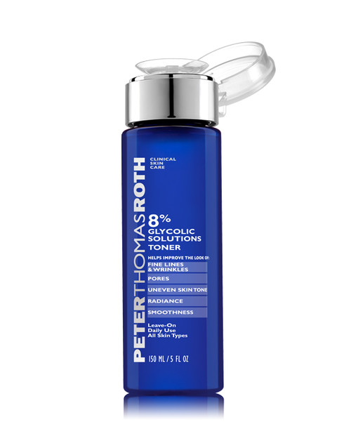 Peter Thomas Roth 8% Glycolic Solutions Toner 5 oz