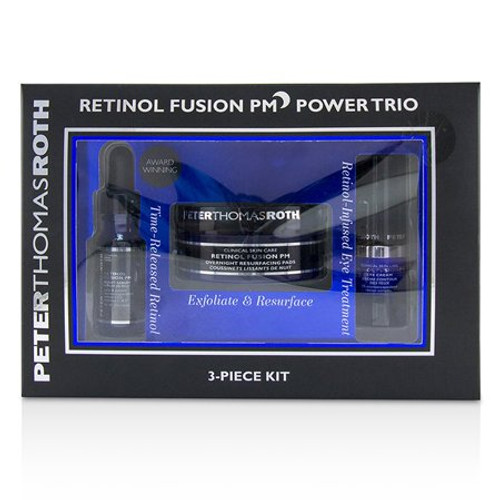 Peter Thomas Roth Retinol Fusion PM Power Trio Kit