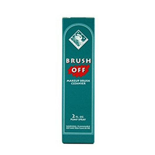Brush Off Makeup Brush Cleanser 2 oz