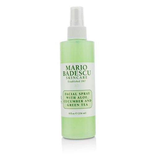 Mario Badescu Facial Spray with Aloe, Cucumber, Green Tea 8 oz