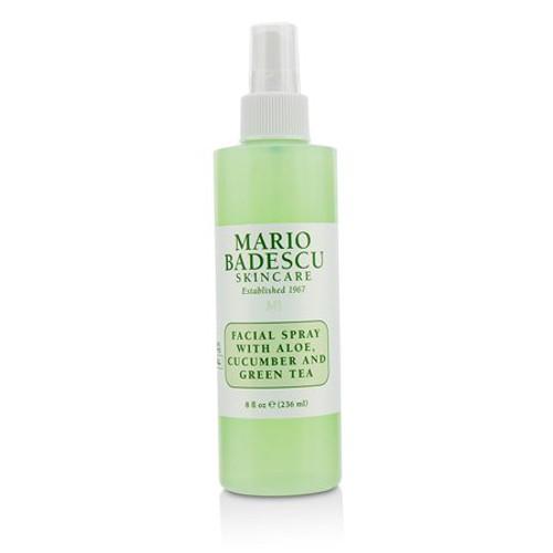 Mario Badescu Facial Spray with Aloe, Cucumber, Green Tea 8 oz