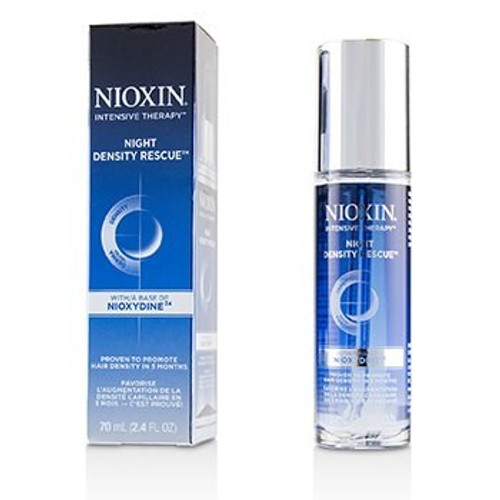Nioxin Night Density Rescue Treatment 2.4 oz
