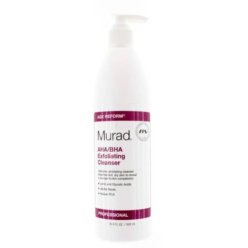 Murad AHA/BHA Exfoliating Cleanser 16 oz