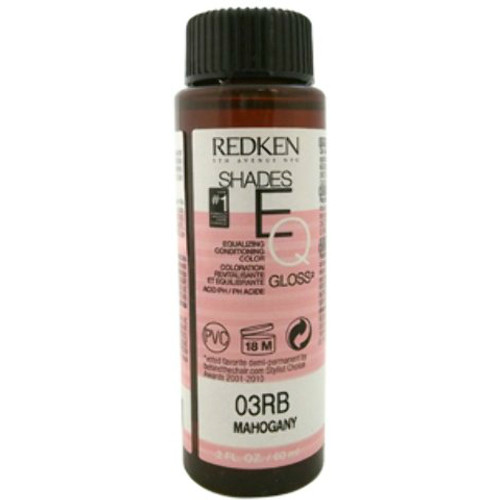Redken Shades EQ Color 03RB Mahogany