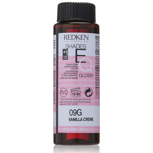Redken Shades EQ Color 09G Vanilla Creme