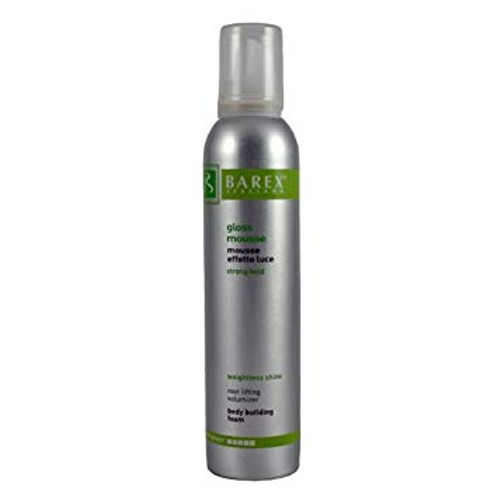 Barex Italiana Gloss Mousse, Strong Hold 8.45 oz
