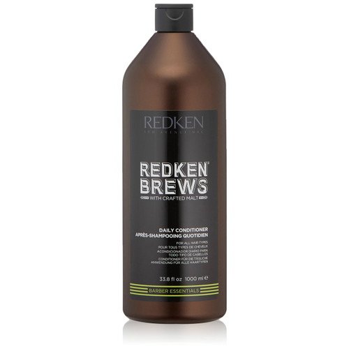 Redken Brews Daily Shampoo 1L