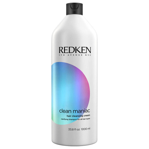 Redken Clean Maniac Hair Cleansing Cream 1L