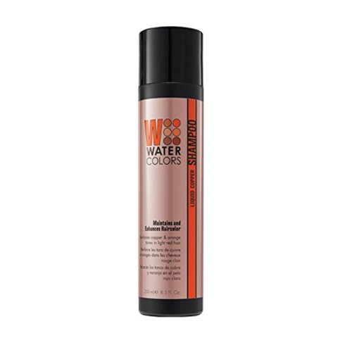 Tressa Liquid Copper Color Shampoo 8.5 oz