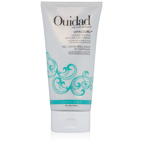 Ouidad Vitalcurl Define & Shine Curl Styling Gel-Cream 6 oz