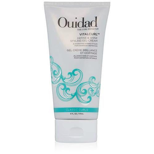 Ouidad Vitalcurl Define & Shine Curl Styling Gel-Cream 6 oz