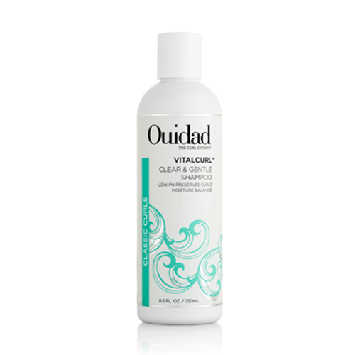 Ouidad Vitalcurl Clear & Gentle Essential Daily Shampoo 8.5 oz