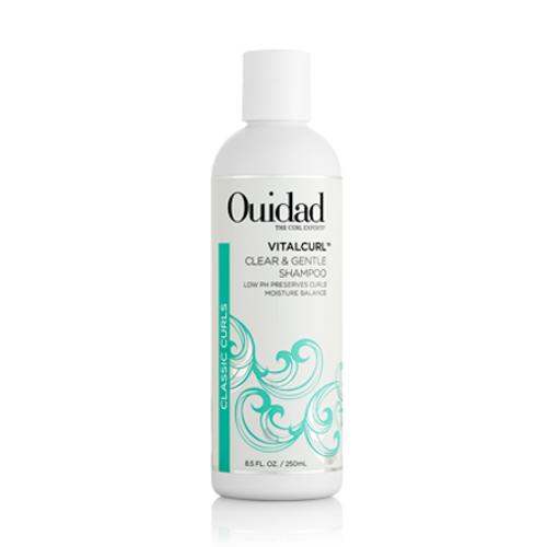Ouidad Vitalcurl Clear & Gentle Essential Daily Shampoo 8.5 oz