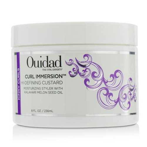 Ouidad Curl Immersion Hi-Defining Custard 8 oz