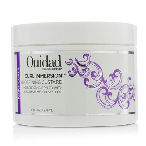 Ouidad Curl Immersion Hi-Defining Custard 8 oz