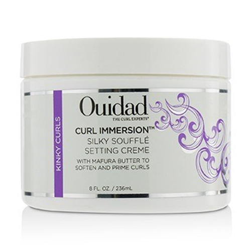 Ouidad Curl Immersion Silky Souffle Setting Creme 8 oz