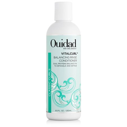 Ouidad Vitalcurl Balancing Rinse Essential Daily Conditioner 8.5 oz