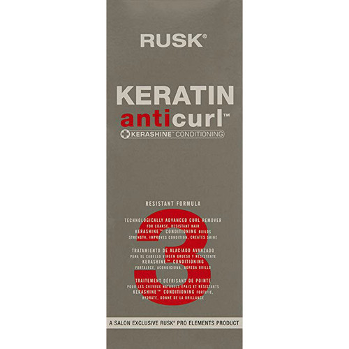 Rusk Anti-Curl Kerashine Conditioning #3