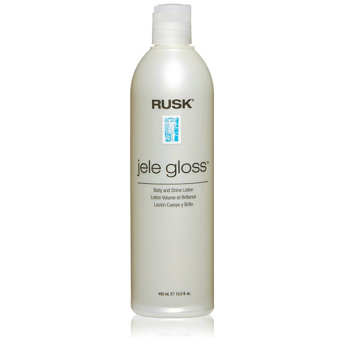 Rusk Jele Gloss Body And Shine Lotion 13.5 oz
