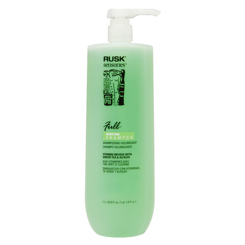 Rusk Sensories Full Shampoo 33.8 oz