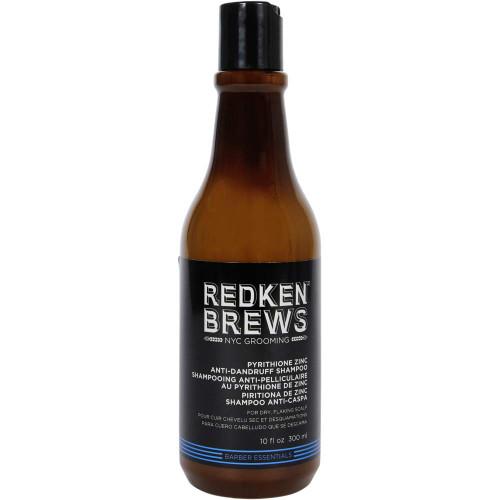 Redken Brews Pyrithione Zinc Anti-Dandruff Shampoo 10 oz