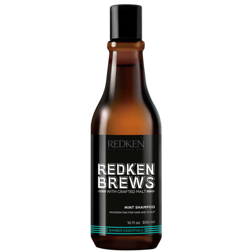 Redken Brews Mint Shampoo 10 oz
