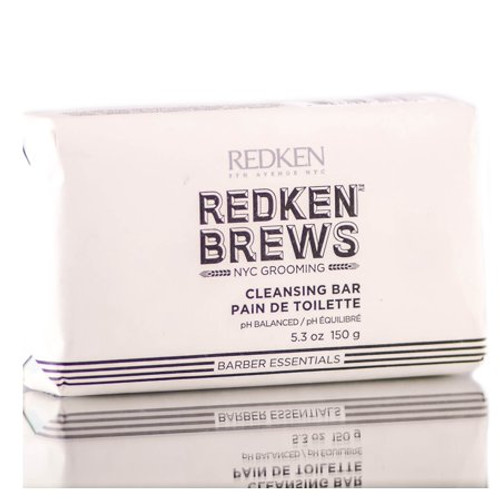 Redken Brews Cleansing Bar 5.3 oz