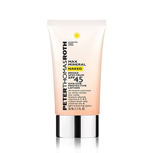 Peter Thomas Roth Max Mineral Naked Broad Spectrum Lotion SPF 45