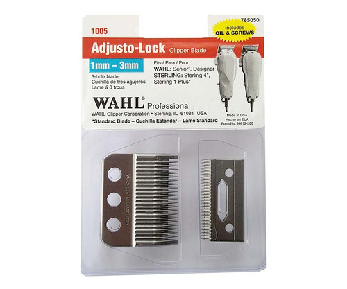 Wahl Adjusto-Lock Clipper Blade