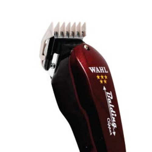 Wahl Balding Clipper 8110 with comb, side view