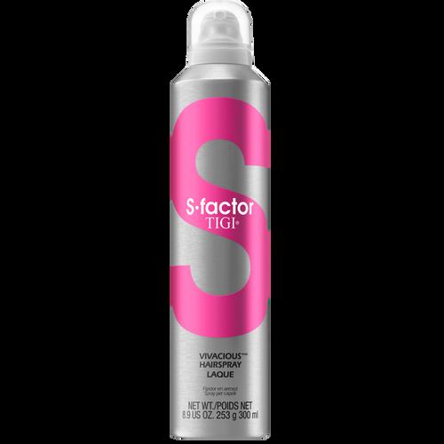 Tigi S Factor Vivacious Hairspray