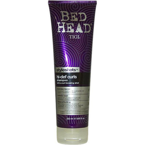 Tigi Bed Head Hi-Def Curls Shampoo 8.4 oz