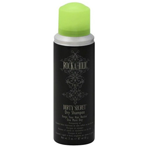 Tigi Rockaholic Dirty Secret Dry Shampoo 3 oz
