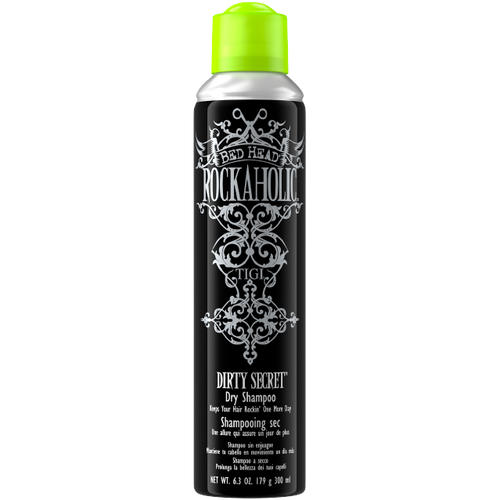 Tigi Rockaholic Dirty Secret Dry Shampoo 6.3 oz