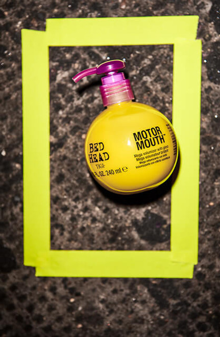 Tigi Bed Head Motor Mouth 8 oz