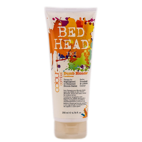 Tigi Bed Head Dumb Blonde Colour Combat Conditioner 6.76 oz