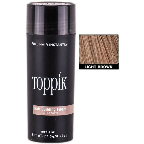 Toppik Hair Building Fibers - Light Brown