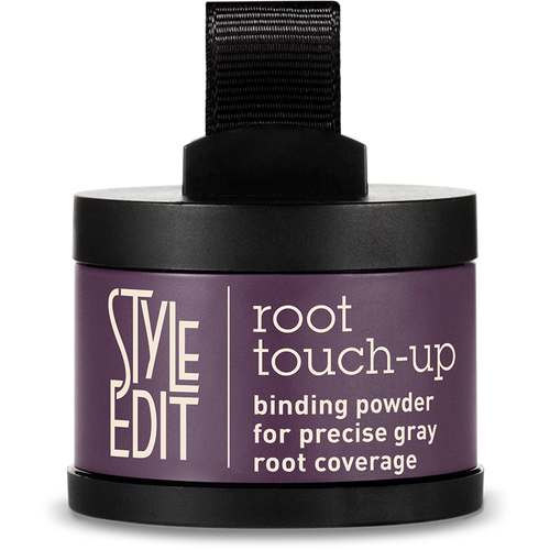 Style Edit Root Touch-up Powder - Black/Dark Brown